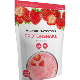 SCITEC Protein Shake 500g Strawberry